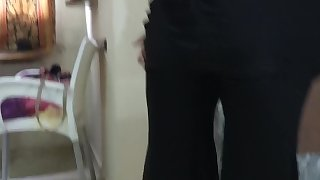 I took my Step son to the hotel and give him an aggressive Blowjob (FACIAL)