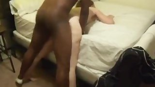 Granny bbc anal and orgasm